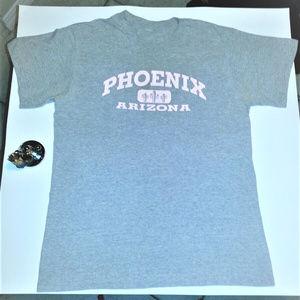 Phoenix, Arizona Cactus Women's T-Shirt (EUC) Med